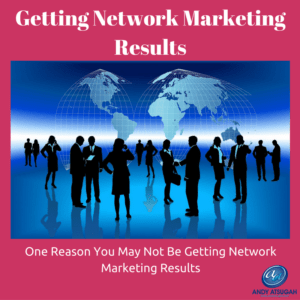 network marketing results