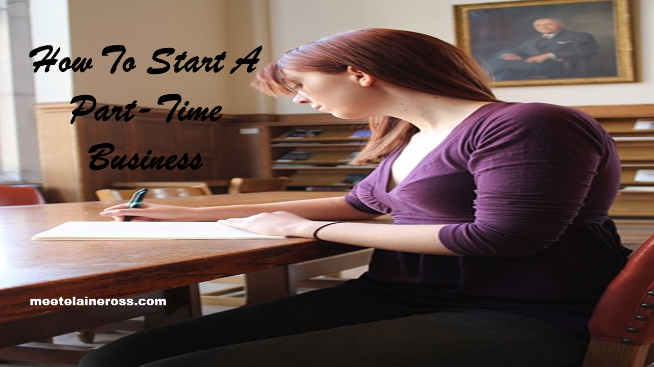 How To Start A Part Time Business %e2%80%a2 Strategic Marketing