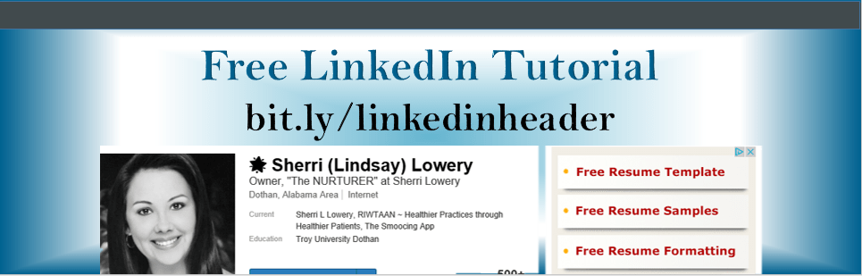 your linkedin profile header are you missing opportunities the