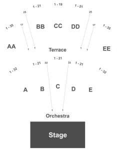 Snails at wamu theater centurylink field event center on pm tickets seating chart parking also rh seatsforeveryone
