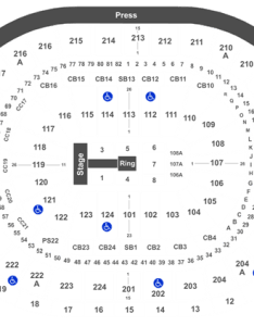 Wwe raw at wells fargo center pa on pm tickets seating chart parking promo code also rh seatsforeveryone