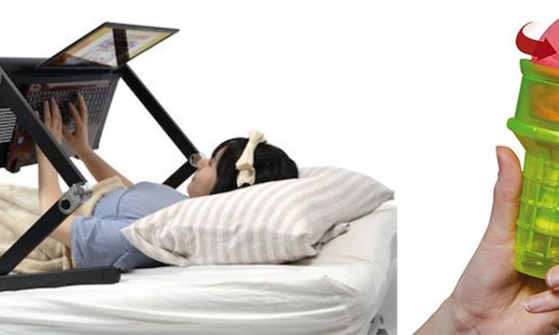 Top 10 Lazy Home Gadgets 2016