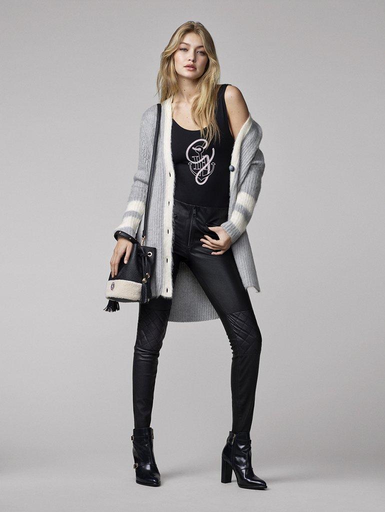Gigi Hadid Style To Make NYFW History With TommyxGigi ...