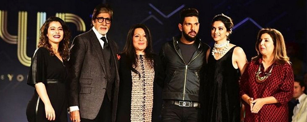 How To Start A Clothing Line For A Cause: Yuvraj Singh's YWC