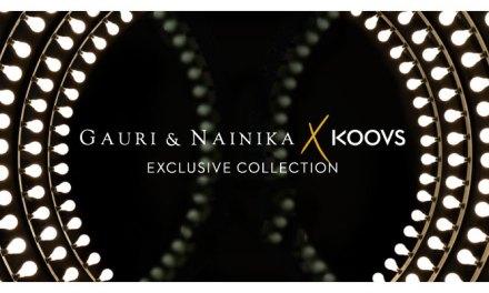 Indian Fashion Designers Gauri & Nainika To Launch On Koovs