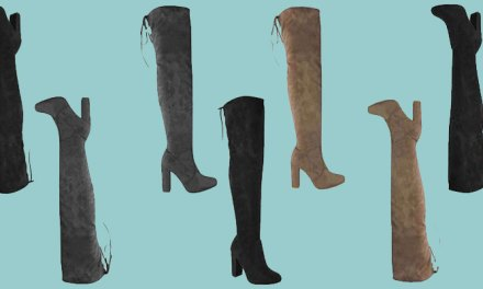 Winter Dressing Style Ideas With Over The Knee Boots