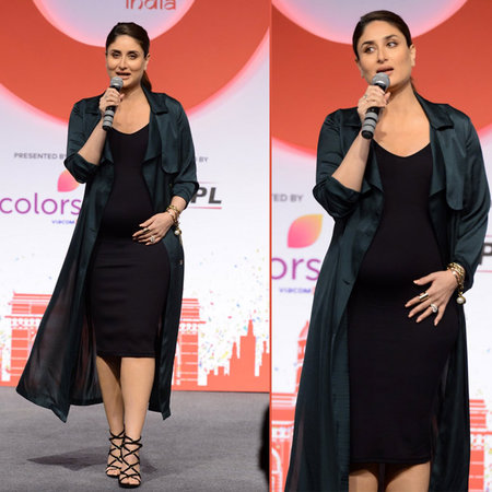 Kareena Kapoor Khan during the global citizen event