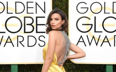 The Hottest Trends From The 2017 Golden Globes Red Carpet