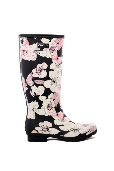 Charitable Fashion Brands: Roma Boots