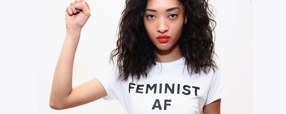 The Best Feminist Moments At New York Fashion Week