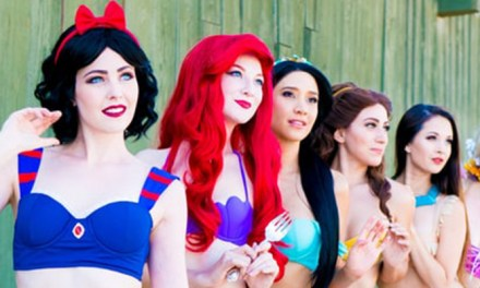 These Disney Princess Bikinis Are Here To Kickstart Your Summer