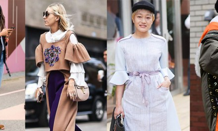 India Vs. New York Street Style During Fashion Week 2017