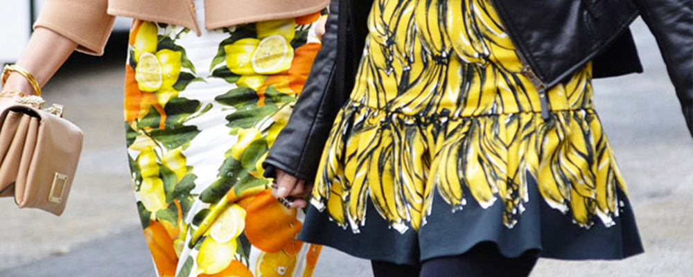 Fashion Fruit Is Something You Can Rock All Year, Every Year!