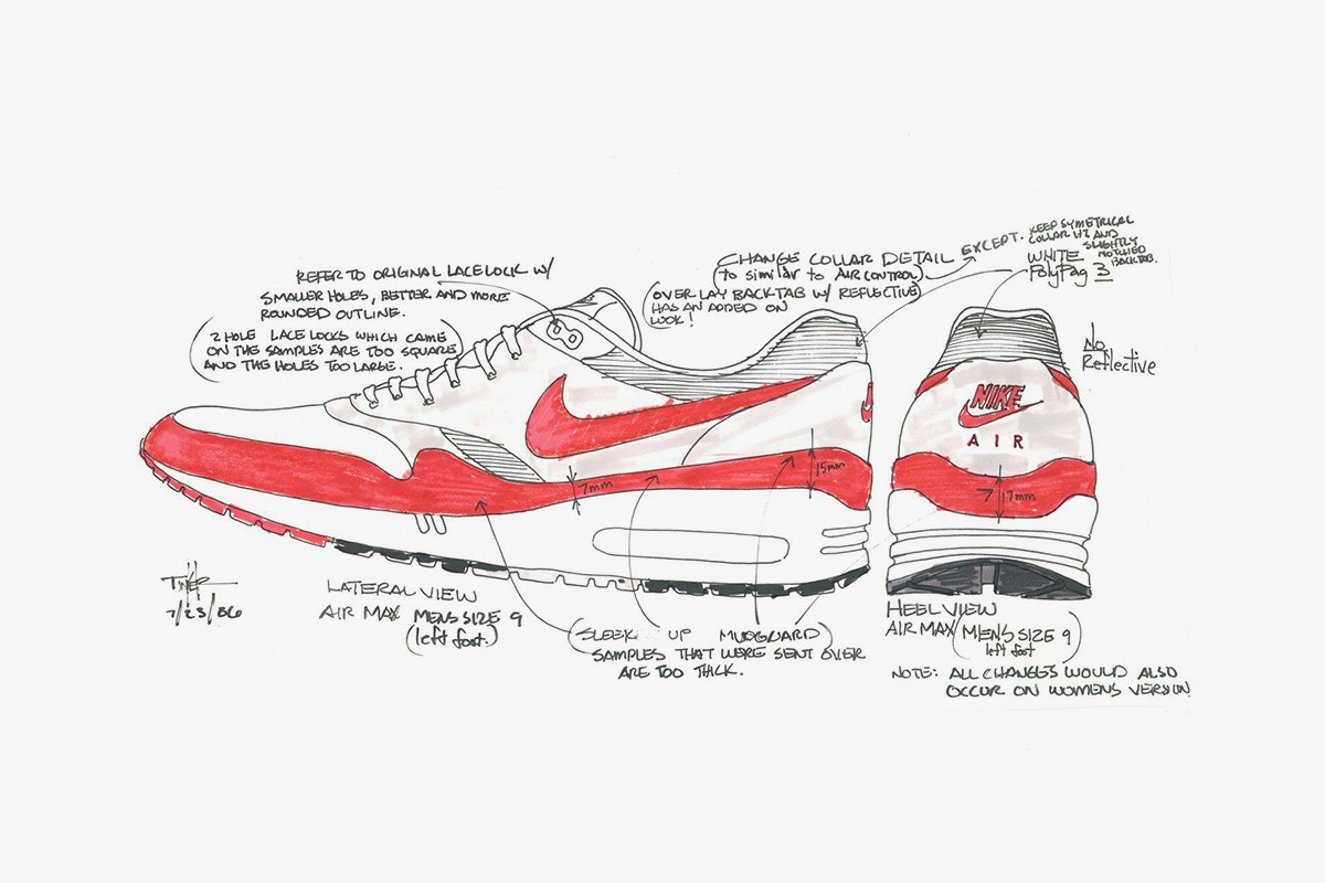 The Iconic Sneaker Turns 30: Best Of Nike Air Max Street