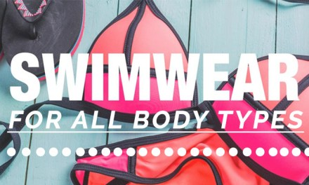 Swimwear Guide: Types Of Bikinis And Swimsuits For All Body Types