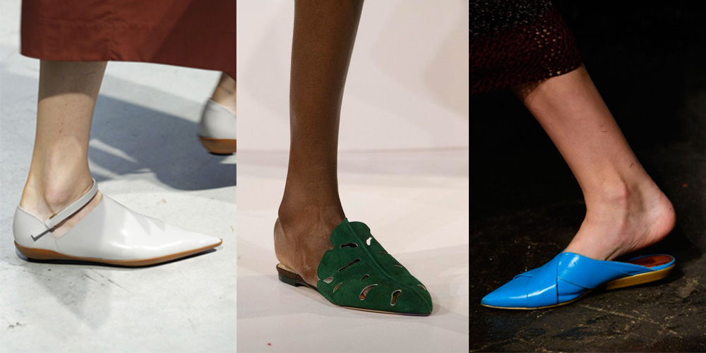 Spring/Summer Shoe Trends 2017: Moroccan Slippers