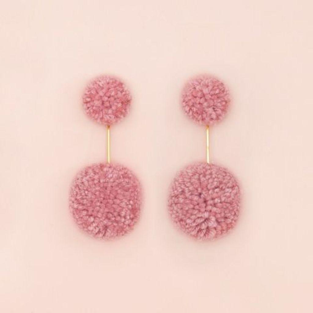 Millennial Pink - Fashion Accessories