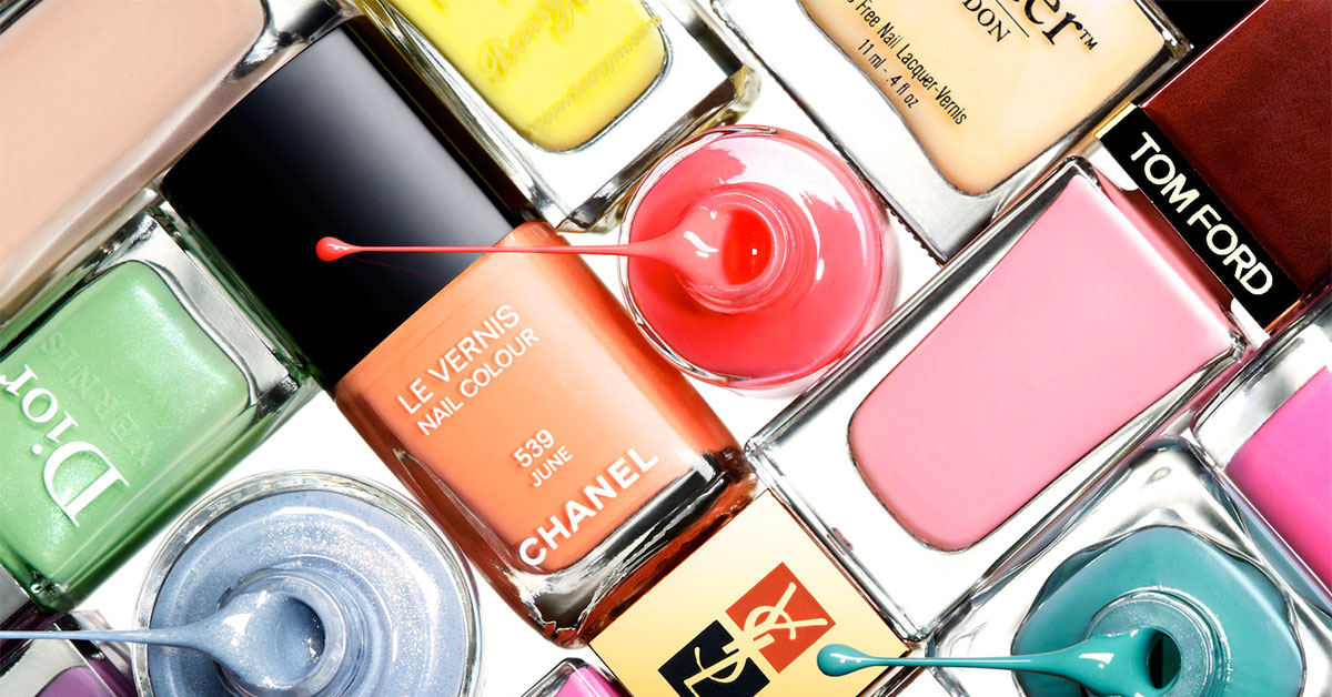 Summer Nail Colors The Best Shades And Trends For 2017