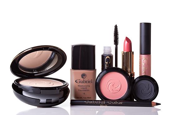 Natural Makeup & Organic Beauty Brand- Gabriel Cosmetics
