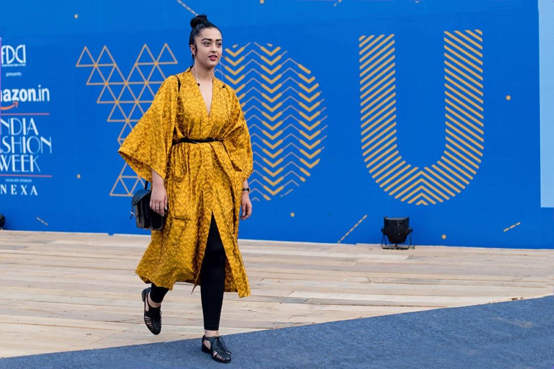 Street Fashion AIFWSS18 - Akanksha Sharma