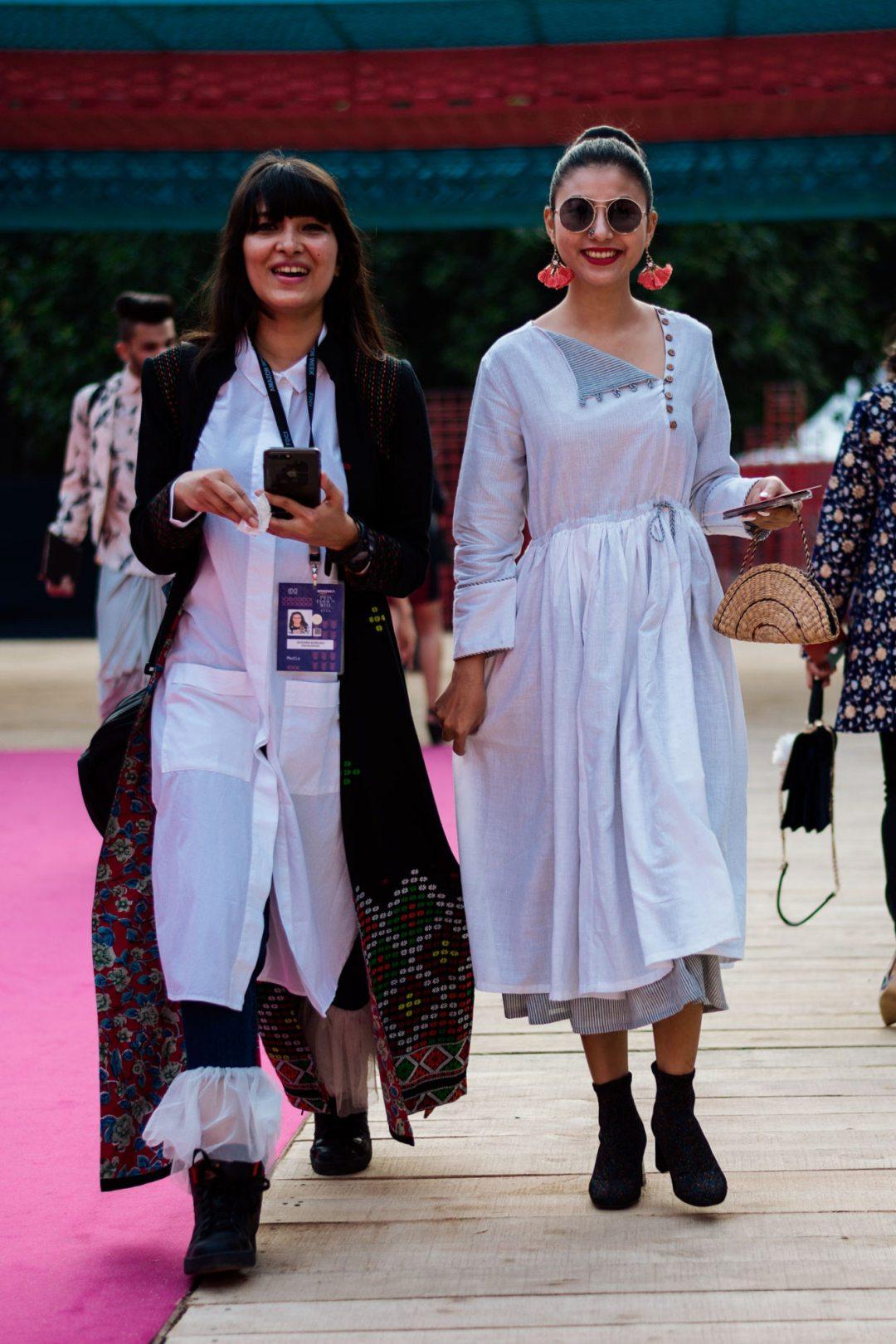 Street Fashion AIFWSS18