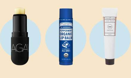 15 Best Lip Balms To Keep Your Chapped Lips Soft This Winter