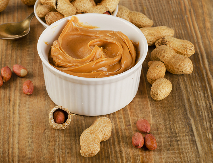 How To Lose Belly Fat Fast- Peanut Butter