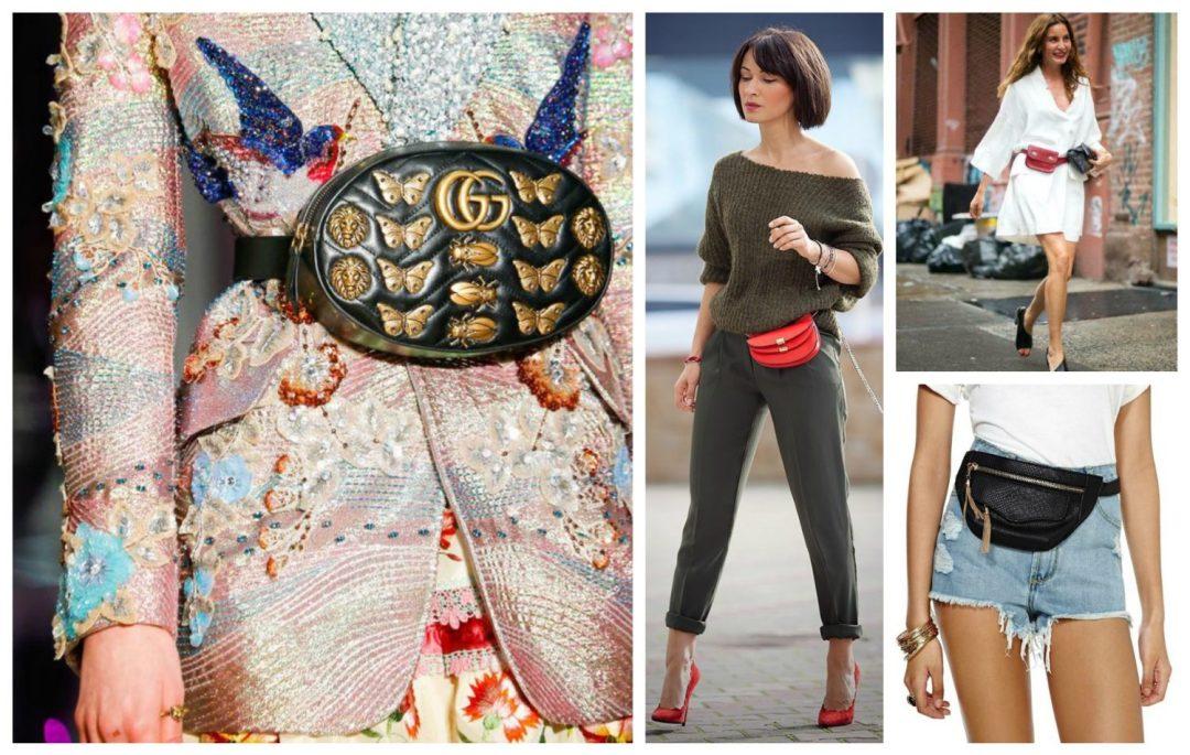 Spring/Summer Fashion Trends 2018 - Fanny Packs