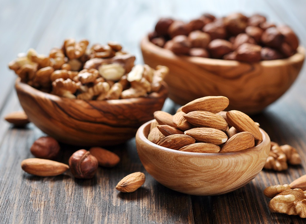How To Lose Belly Fat Fast- Nuts