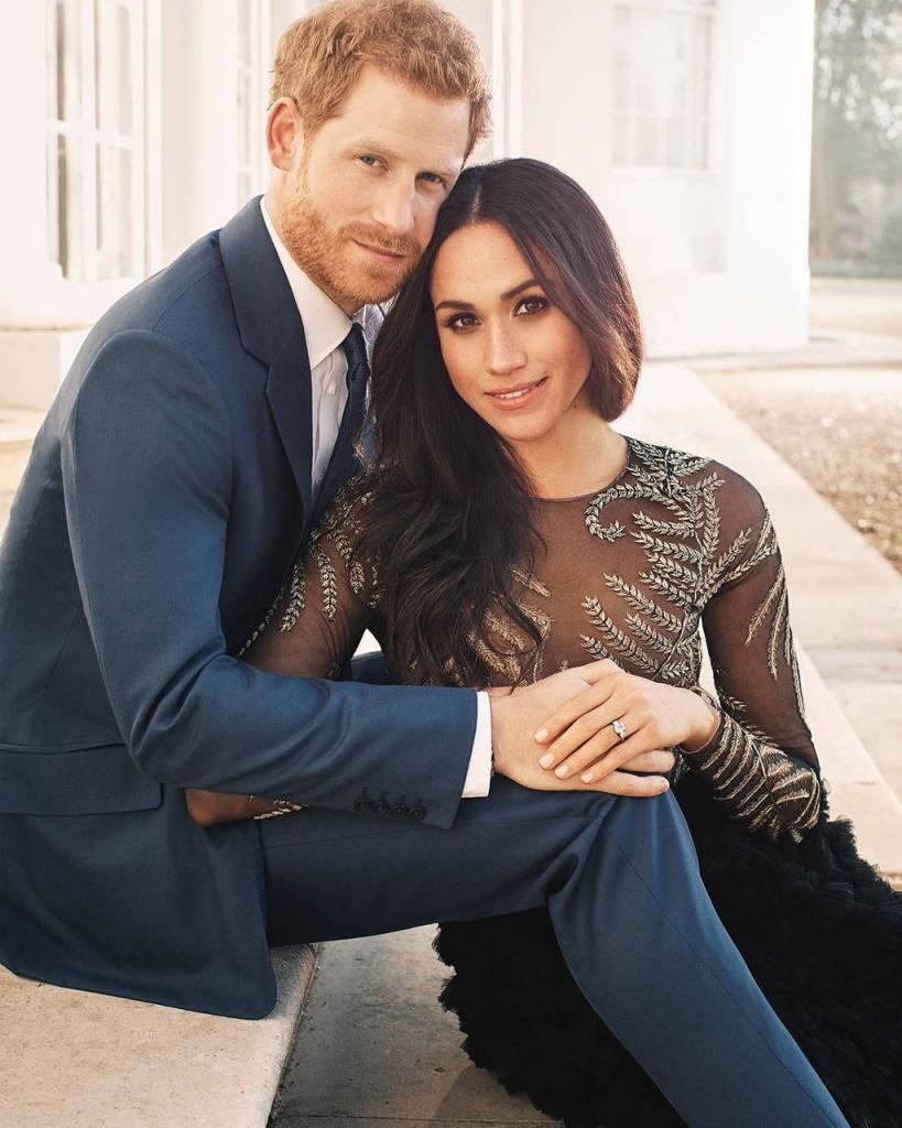 Prince Harry's girlfriend : Meghan Markle