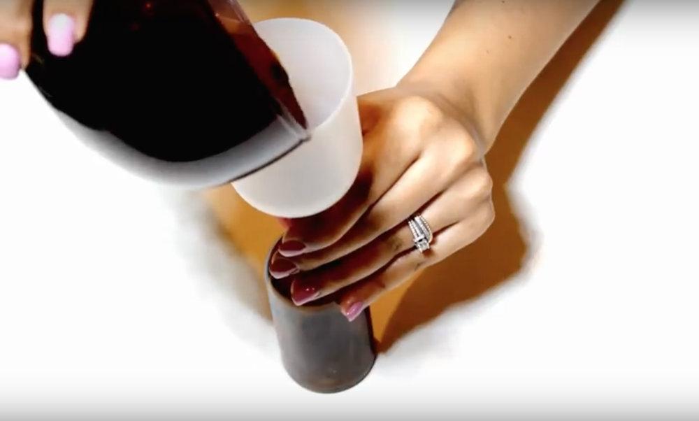 DIY Coffee Scrub, Oil & Mask