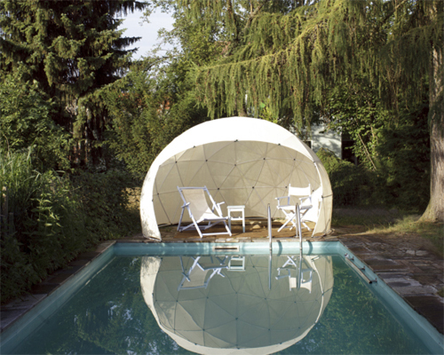The Garden Igloo Summer Canopy Garden Tables Chairs Store