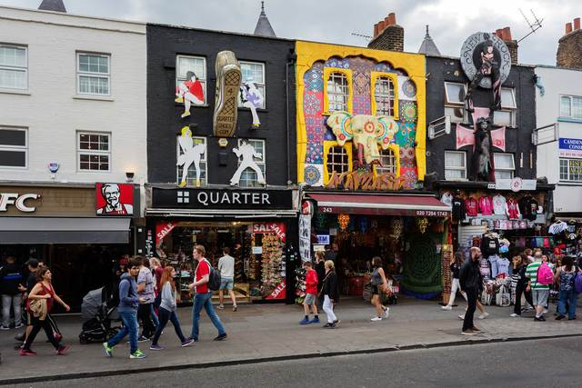Victorian Charm In The Heart Of Camden