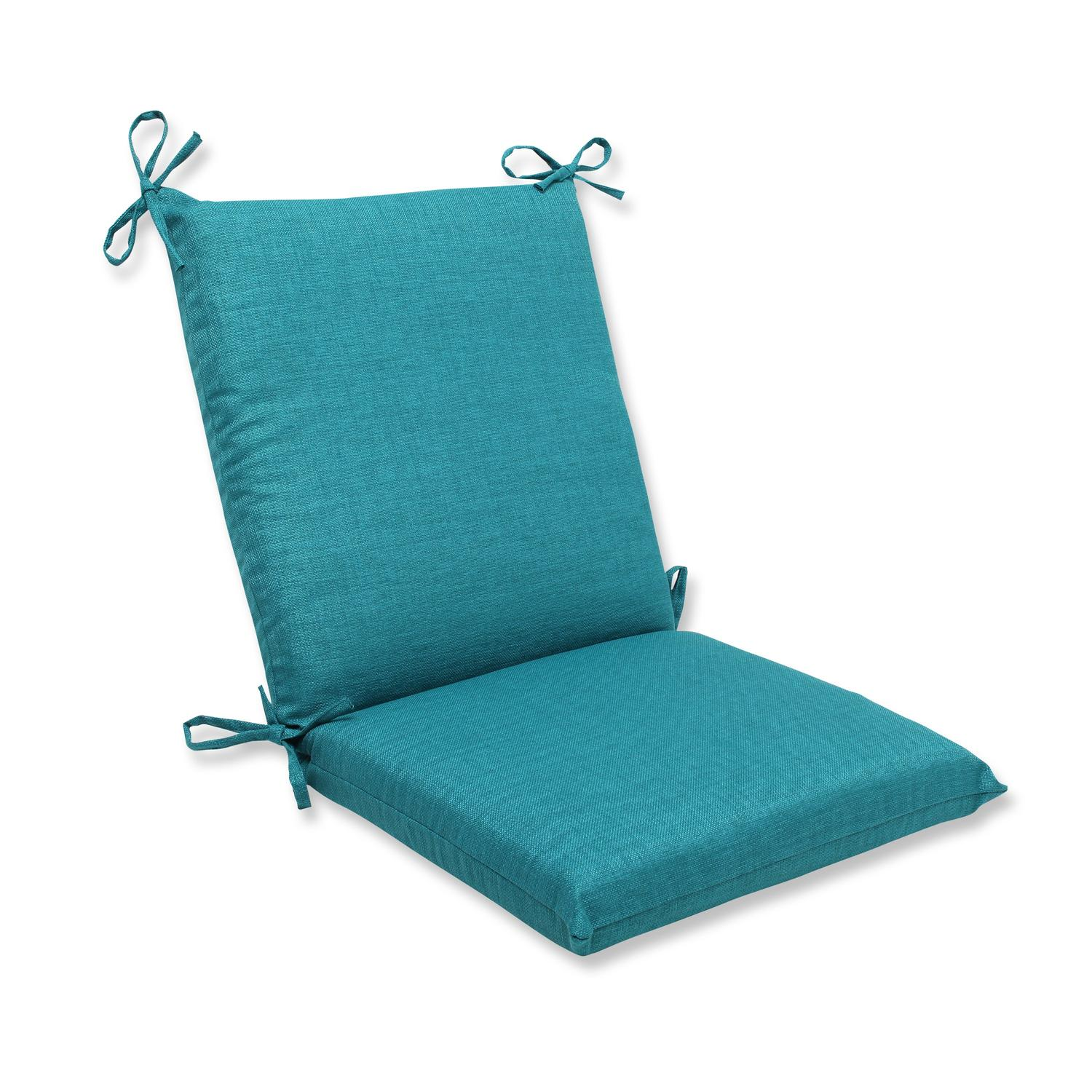 teal chair cushions toilet lift 36 5 quot pillow perfect tidal outdoor patio squared