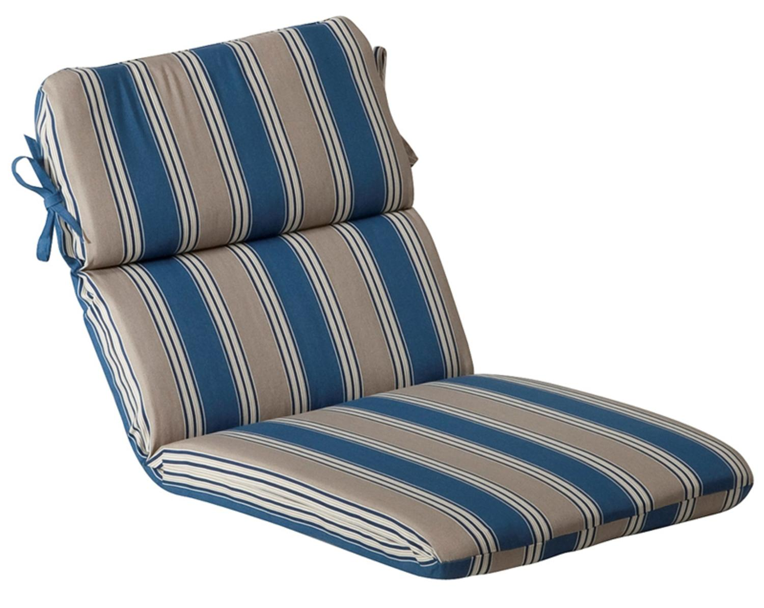 high back patio chair cushions clearance hub around outdoor furniture cushion blue and