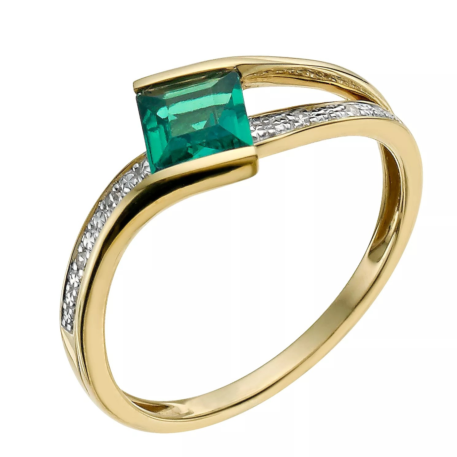 Emerald ring leeds  Beliebtester Schmuck