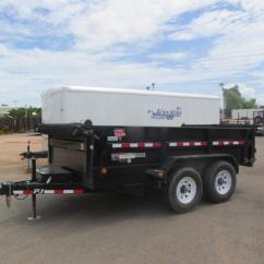 Dump Trailers For Sale 2007 Honda Civic Ex Radio Wiring Diagram Rentals Flatbed Utility And Cargo In Mesa Az 85213 Rent Me 2016 Pj Trailer Rental Not