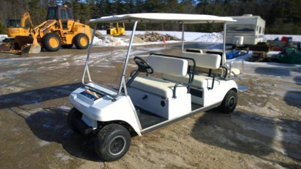Golf Cart Club Car