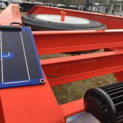 Load Max Gooseneck Trailer Wiring Diagram 2 Way 2018 Trail 102x40 Low-pro Equipment