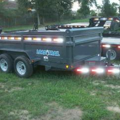 Dump Trailers For Sale House Elevation Diagram Cox Trailer And Equipment Sales In Upper Marlboro 2016 Load Max 12 Heavy Duty