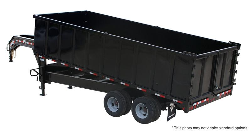 dump trailers for sale cj5 steering column diagram 2017 pj 16 tandem dual trailer flatbed utility and