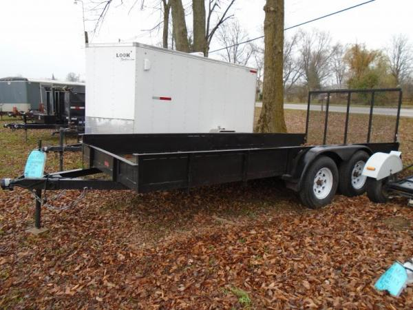 utility trailers over