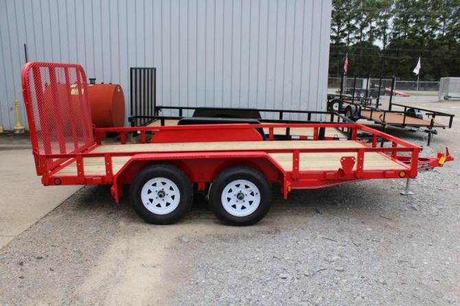 brands  superior trailers  nc and va flatbed and cargo