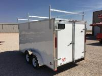 Enclosed Trailer Racks Related Keywords - Enclosed Trailer ...