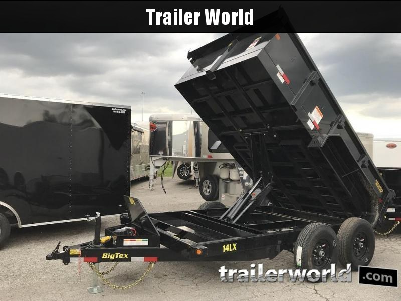 dump trailers for sale 2004 pontiac grand prix monsoon wiring diagram trailer world of bowling green ky new and used 2018 big tex 14lx 12 w