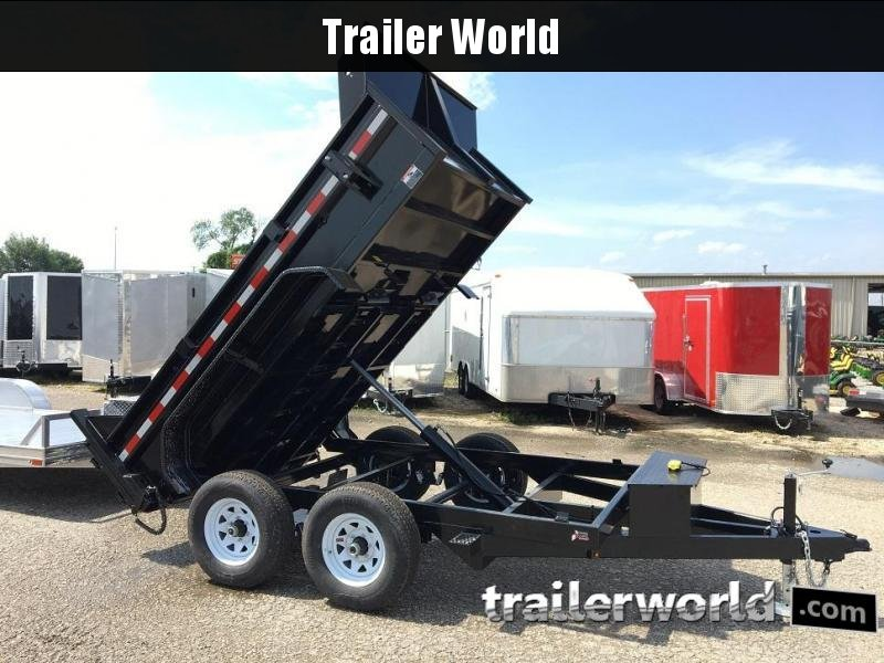 dump trailers for sale mk garage consumer unit wiring diagram trailer world of bowling green ky new and used 2019 sure trac 6 x 10
