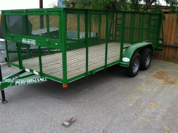 utility trailers trailer