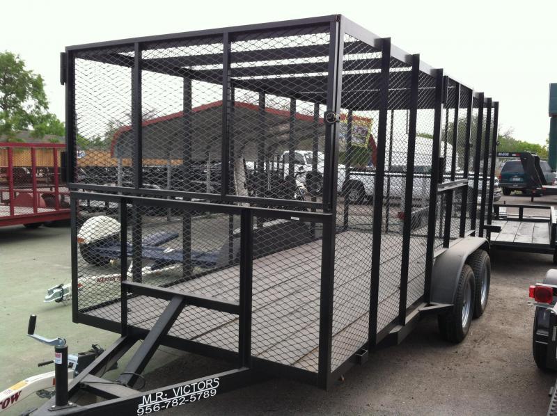 utility equipment trailers