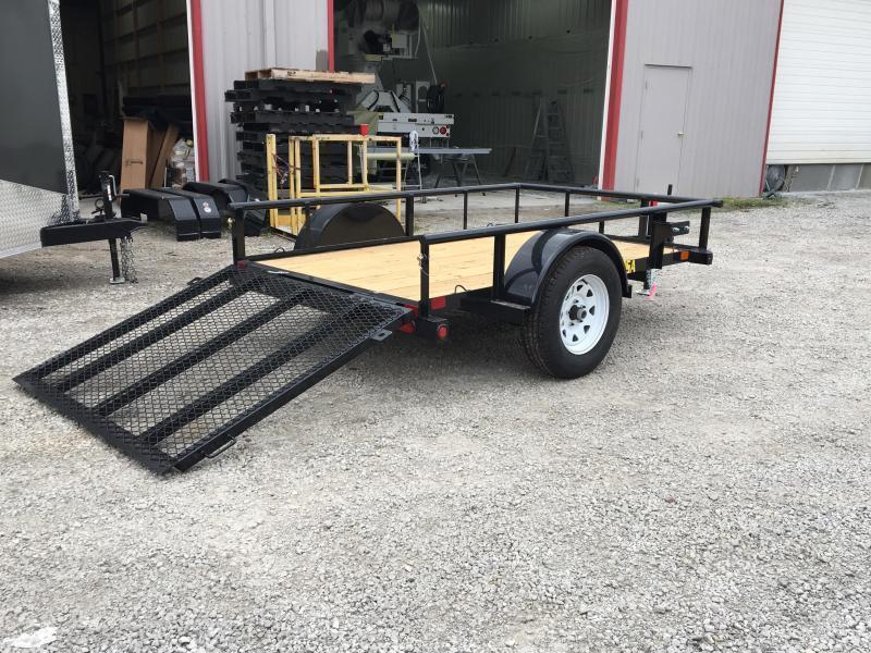 Big Tex Utility Trailer Wiring