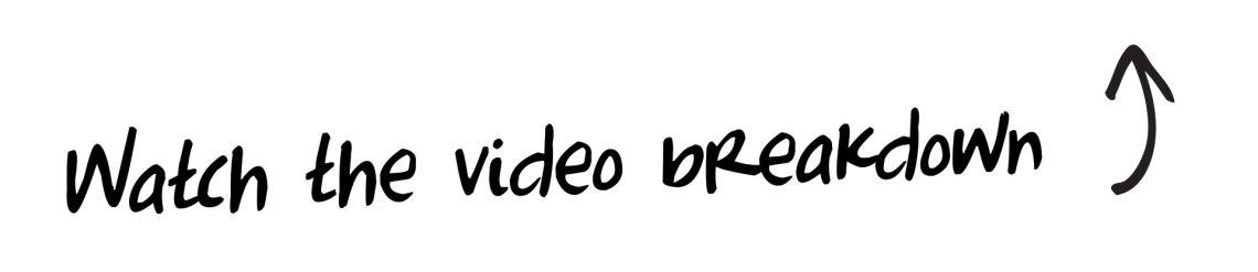 Watch the video breakdown